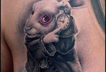 Tattoos / by Amberr Hodgin