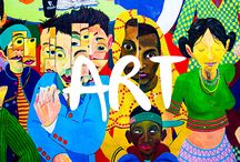 ❝ART❞   Arte / Faça arte, veja arte. Respire arte quando puder, o quanto puder ❢ Make art, see art. Breathe art when you can. As much as possible.