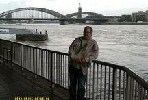 Colónia (Alemanha) / È Um local Maravilhoso de se visitar, Tem monumentos Maravilhosos