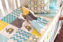 Baby #2 Nursery Ideas / by Amanda Gilinsky