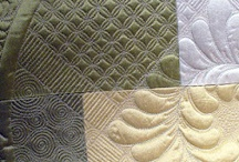Quilting that makes me drool....