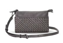 Leather Handbag Trends 2017 / Leather handbag purse trends, including crossbody bags, clutches, shoulder bags, totes, satchel and many more.