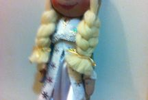Happy new year :))) / Dolls for presents