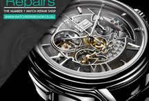 Watch Glass replacement / Watchrepairshop has a professional watch glass replacement professionals, we can completely replace it at a relatively small cost compared to other Jewellers.