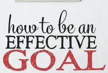 Organisation: Planning & Goal Setting