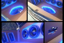 Car Bass System / Car Audio System