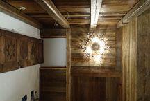 Boisserie / Rivestimenti in legno