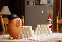 Elf on the shelf / by Kristie Frentsos Browning