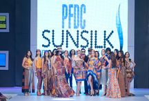 "Gul Ahmed Collection at PFDC Sunsilk Fashion Week April 2014 / ""Ethnic meets Contemporary"" Collection we named it at GulAhmed! Inspired from traditional hues the Ethnic meets Contemporary was a breath of fresh air, depicting the vibrant, stylish and fashionable looks of summer. #pfdc #gulahmed #fashion #stylish"