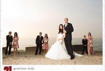 Inspiring Weddings-Groupings-Small / Professional wedding photographs of small wedding parties. / by Elizabeth Pruitt