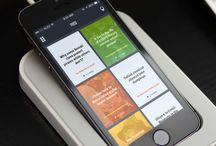 Mobile UI \\ News, Feed