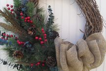 Front Porch / welcome signs, wreaths, potting / by Margaret