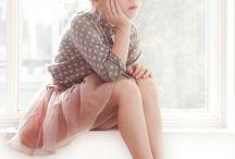 ideas para vestir a mi futura hija / Ropa que le pondré a mi hijita, para que se vea linda como su madre / by cesar e