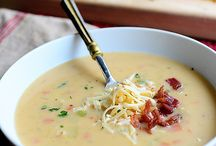 Recipes- Soups / by Terry Poskay