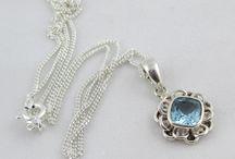 Silver Jewellery / Hand made