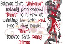 My Heart Belongs to BAMA! / Roll Tide Roll!