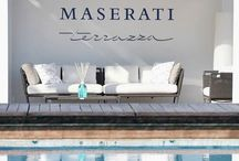 Venice 70th  Film Festival  / On the occasion of Venice 70th International Film Festival, Dr. Vranjes Firenze is partner of Maserati on Hotel Excelsior's beautiful Terrace.