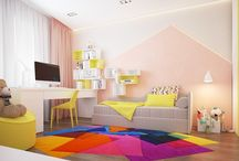 chic kid rooms