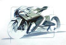 Moto Drawing / Moto