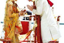 Indian affair  / My wedding inspiration