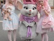 Sweet lolita,fairy kei =)