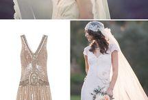Wedding style - Gatsby