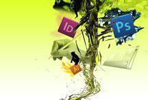 Creations/Montages / Travaux personnels effectués sur logiciel (Photoshop, Illustrator, InDesign...)  Ps: Ce ne sont que de simples maquettes.(projets non réels)