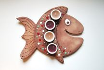 keramika,samotvr.hmota,slané těsto