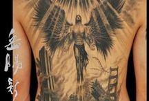 Tatuagem Arcanjo