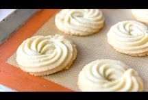 Butter swirl biscuit