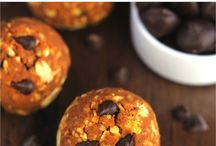 Recipes: Energy Snacks