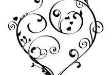 sydän tatuoinnit