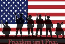 Freedom Fighters  / Everyday Heroes. Support our Troops.