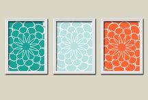 Design ideas / Ideas to paint onto blank clear CDs