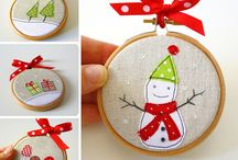 Christmas Crafts / by Cathy Evans