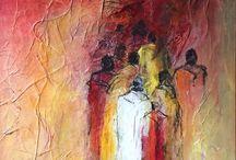 Peintures figuratives