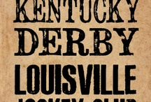 A Day at the Races...Kentucky Derby / by Zippyrose Alexander