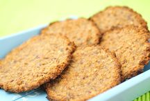 Taart en koekjes / Havermout koekjes
