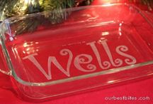 CRAFTS: GLASS ETCH / by Marlena Cook