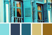 Color palates