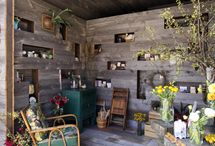 The Shed! / Cool ideas for a shed