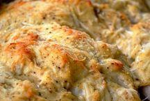 Chicken / Parmasan