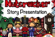 Music Education: Nutcracker Resources / All things Nutcracker for the elementary music classroom!