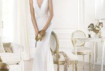wedding dress vane
