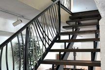 Stairs / Interiør