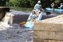 Vodácké kurzy / Vodácké kurzy - Vltava