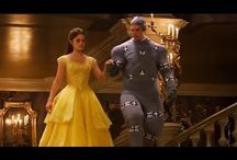 beauty and beast movie music