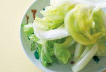 野菜のおかず