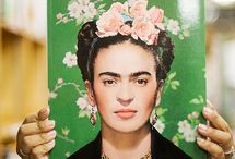 Love for Frida Kahlo