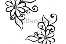 flori si forme